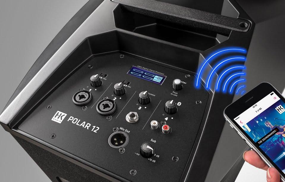 Lauda-Audio oficjalnym dystrybutorem firmy HK Audio oraz Hughes & Kettner