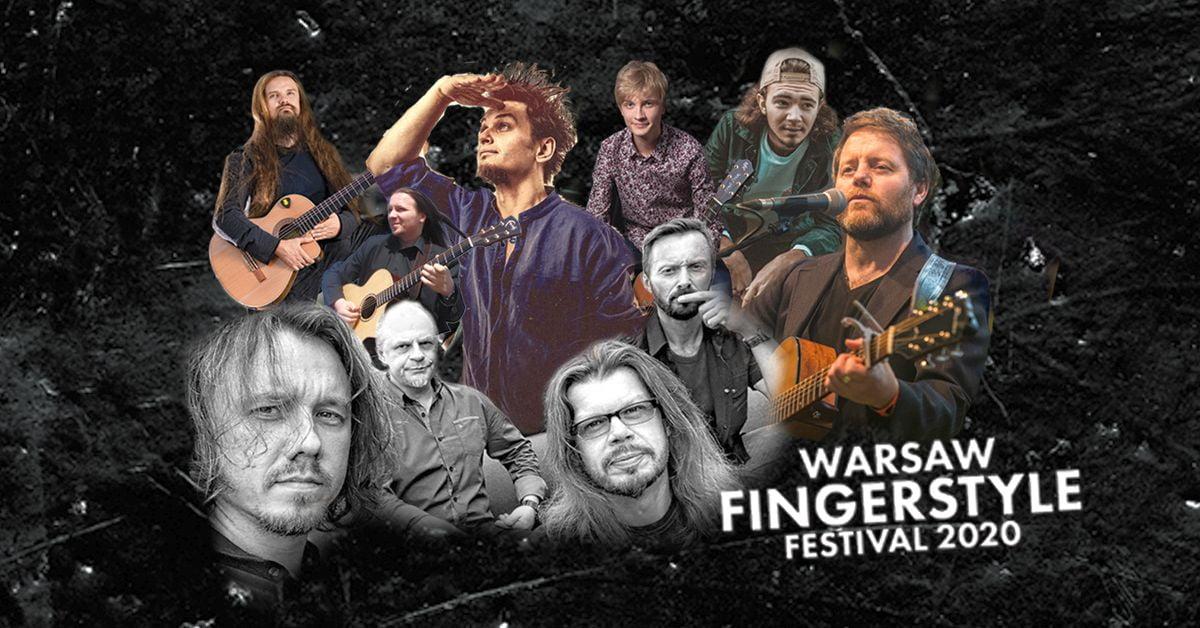Warsaw Fingerstyle Festival 2020 odbędzie się bez przeszkód!