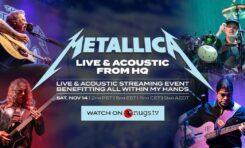 Pierwszy koncert Metalliki w systemie pay-per-view