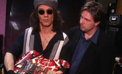 MTV z wizytą u Eddiego Van Halena w 5150 Studios