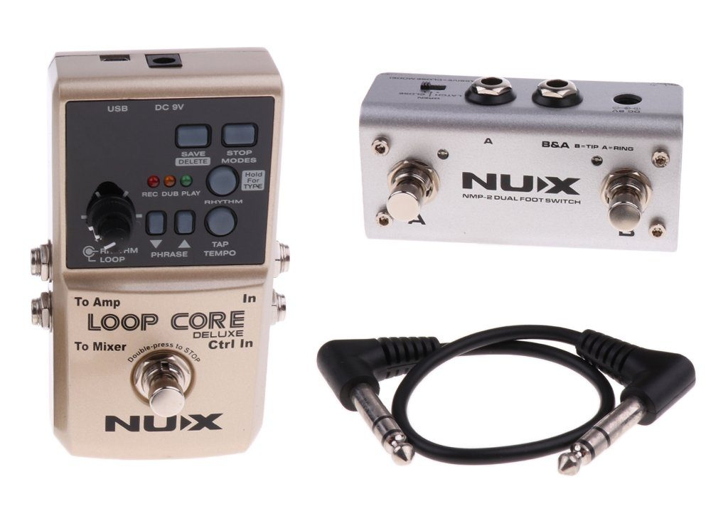 NUX LOOP CORE DELUXE routing