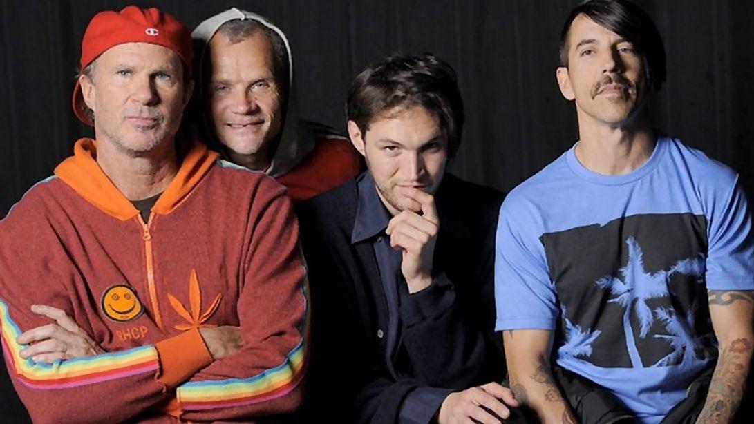 Red Hot Chili Peppers pracują nad nową płytą razem z Frusciante