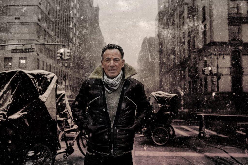 Bruce Springsteen, fot. Sony Music Polska
