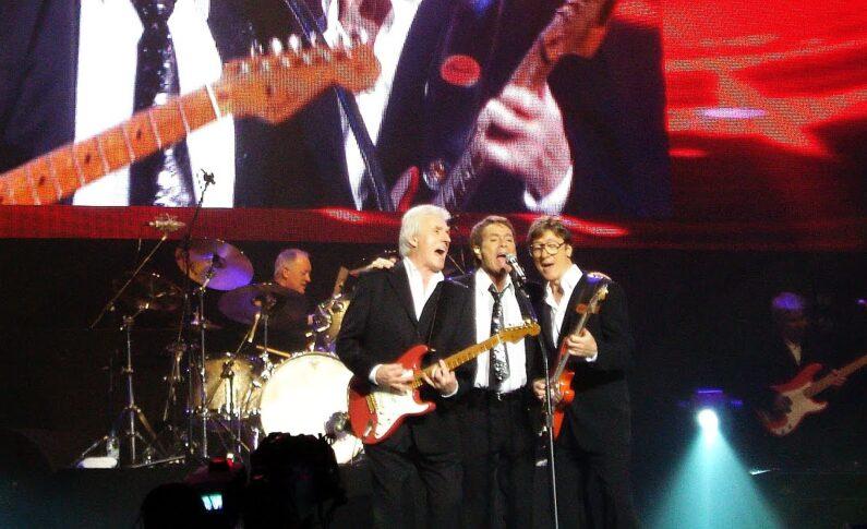 Hank Marvin i pierwszy Stratocaster w Wielkiej Brytanii