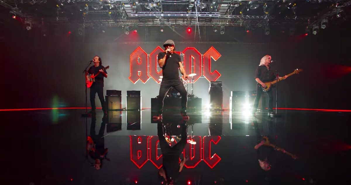 """AC/DC """"Demon Fire"""" – nowy teledysk do utworu z płyty """"Power Up"""""""