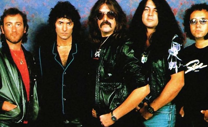 "Deep Purple ""Perfect Strangers"""