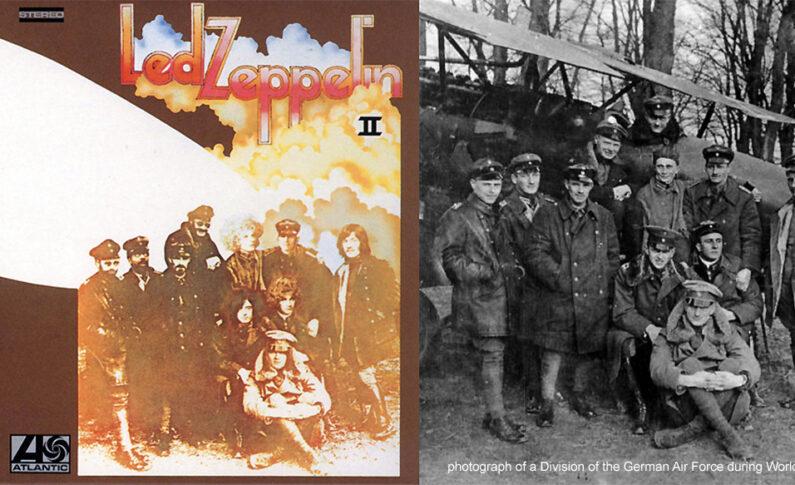 """""""Led Zeppelin II"""" - ciekawostki i kulisy powstania"""
