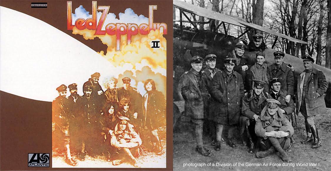 """""""Led Zeppelin II"""" – ciekawostki i kulisy powstania"""