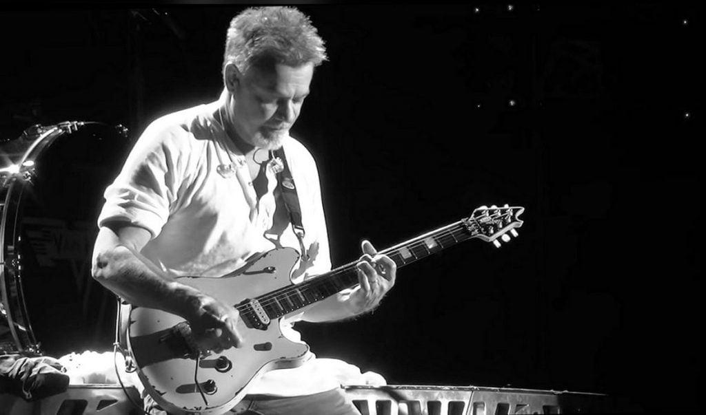 Eddie Van Halen died