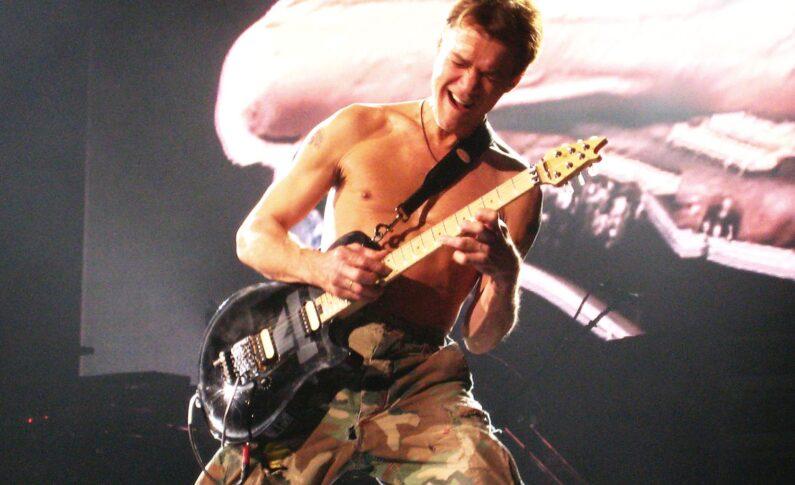 Kim byłeś, panie Van Halen? Spojrzenie wstecz.