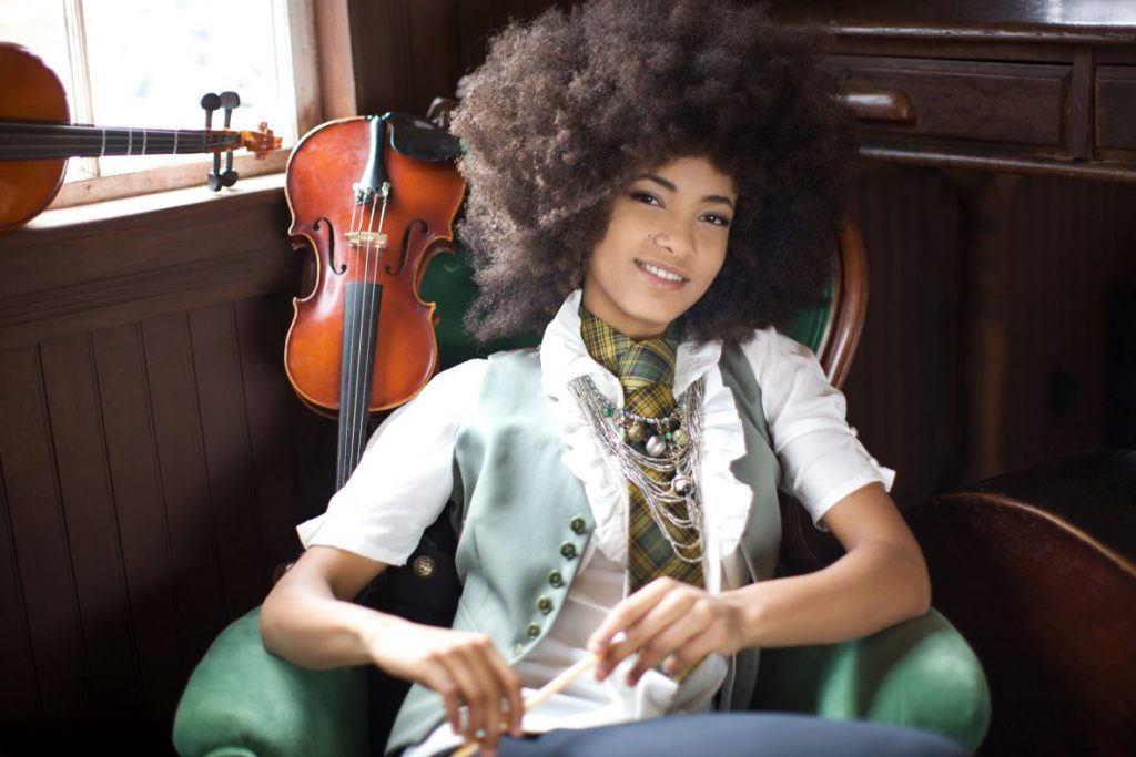 Esperanza Spalding, fot Provided By Montuno Productions, taken By Sandrine Lee