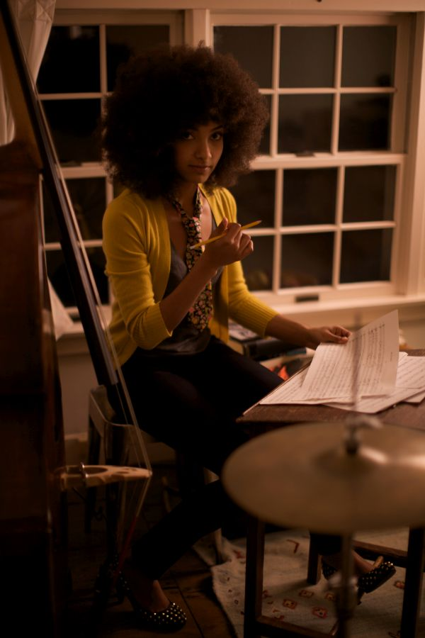 Esperanza Spalding, fot Provided By Montuno Productions, taken By Sandrine Lee 1