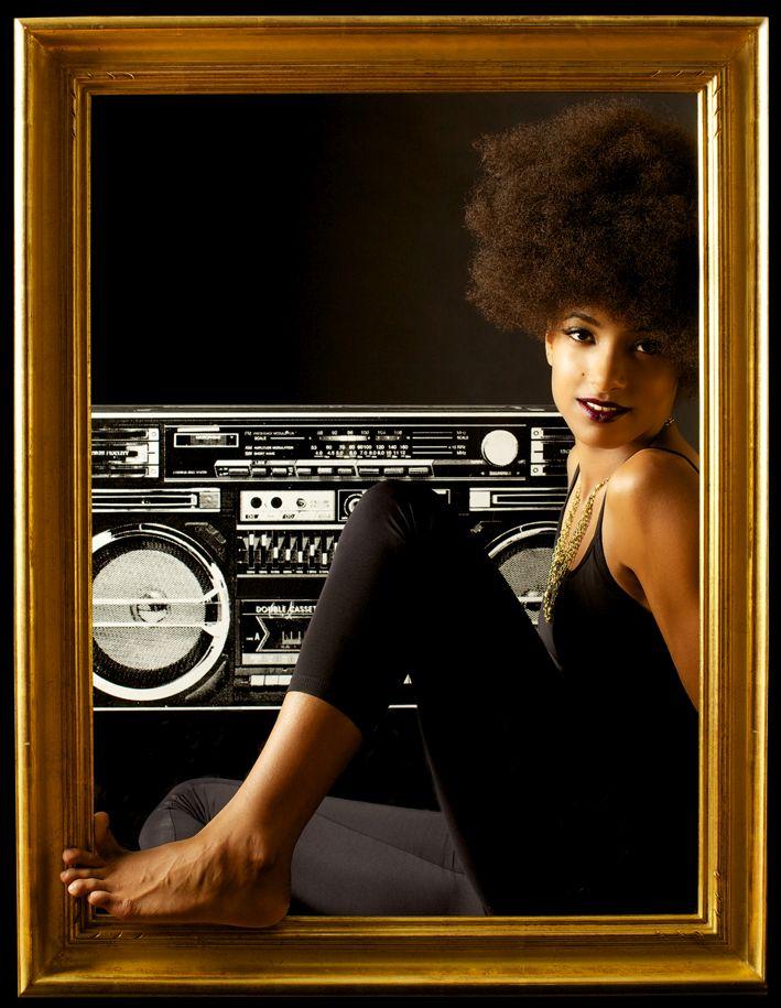Esperanza Spalding, fot. mat promocyjne artystki