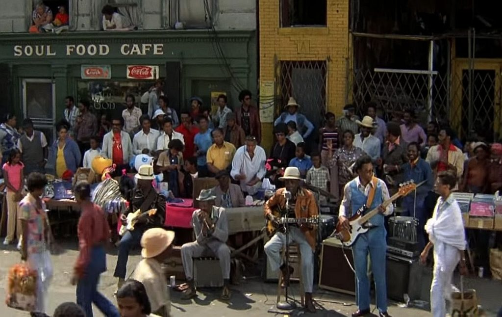 John Lee Hooker Blues Brothers, fot. YouTube