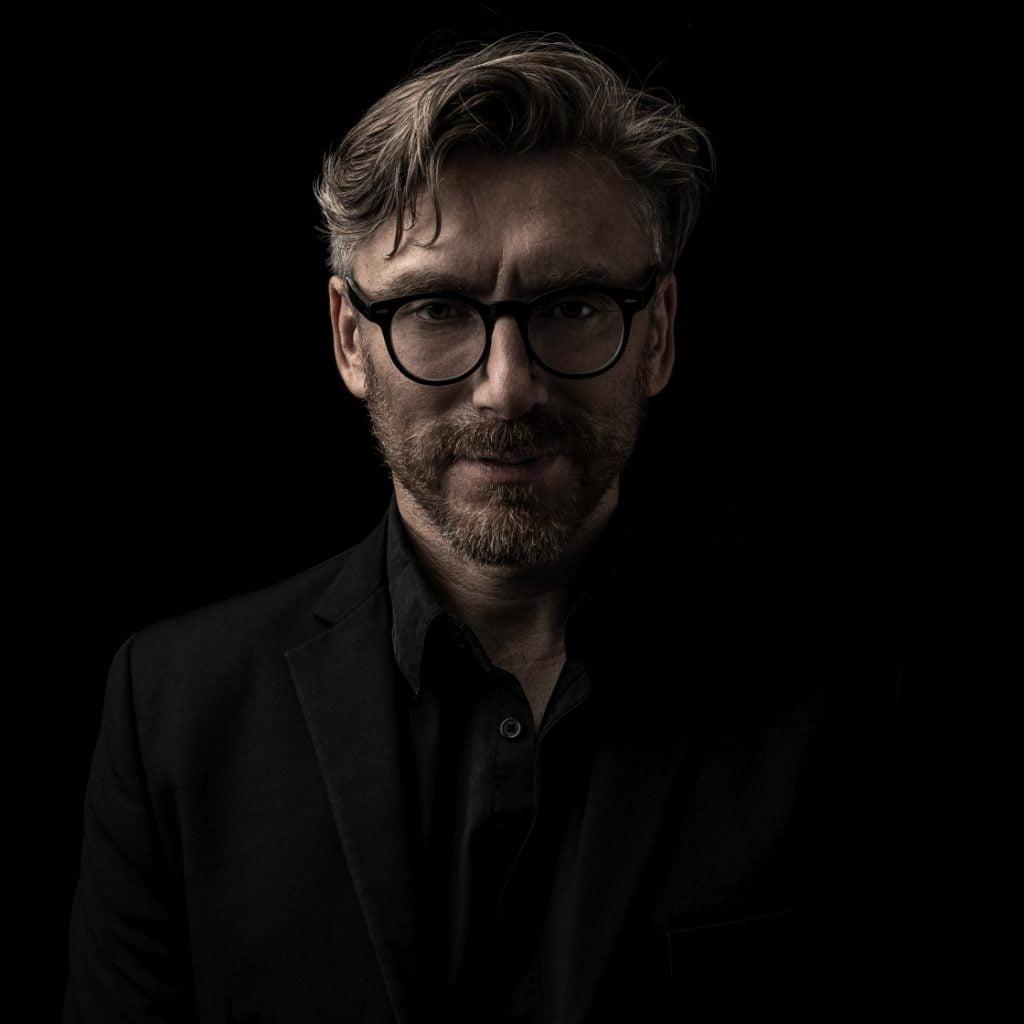 Marcin Pendowski, fot. Wojtek Sarnowski