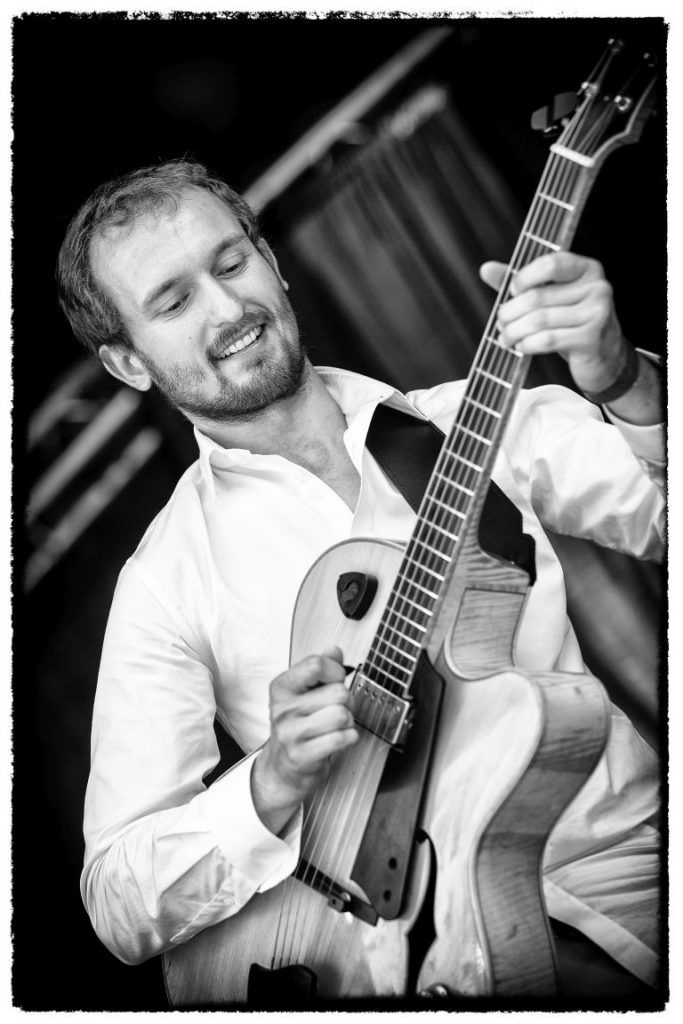 Mateusz Pulawski 2015 (Dordrecht Jazz Festival)