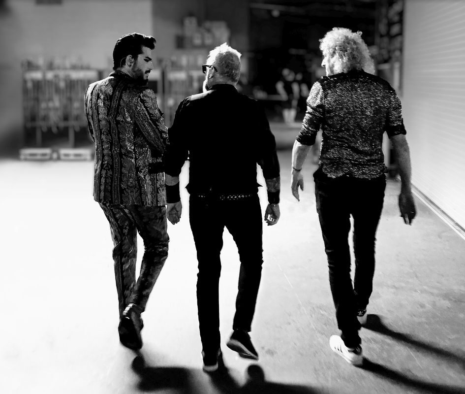 """Live Around the World"" – prezent od Queen"
