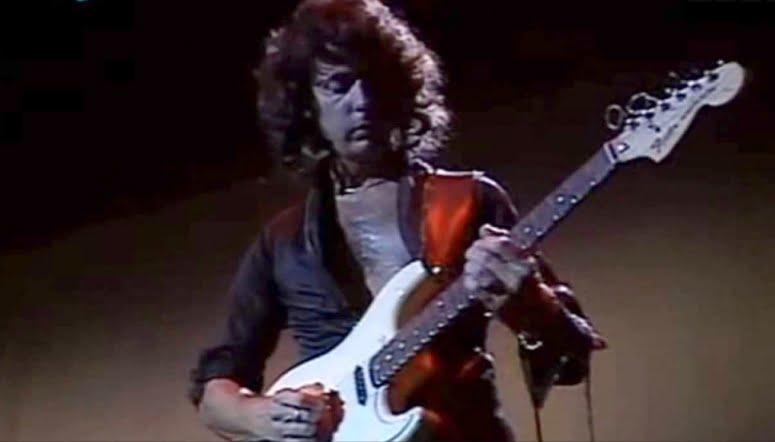 Ritchie Blackmore 1984
