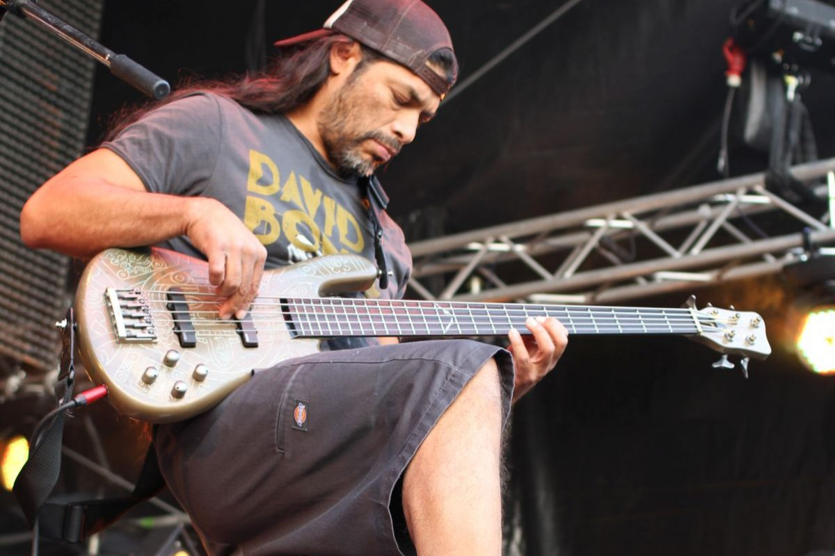"Robert Trujillo – ""Heavy metal mnie wybrał!"
