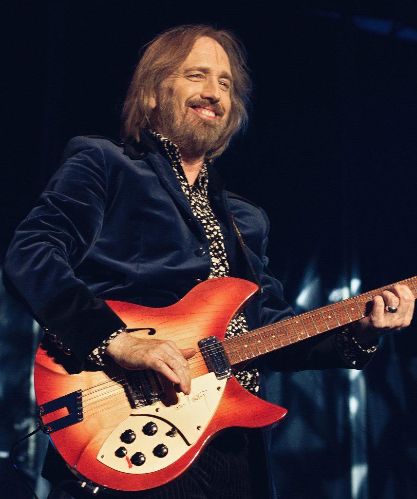 Tom Petty, fot. Wikipedia na licencji CC