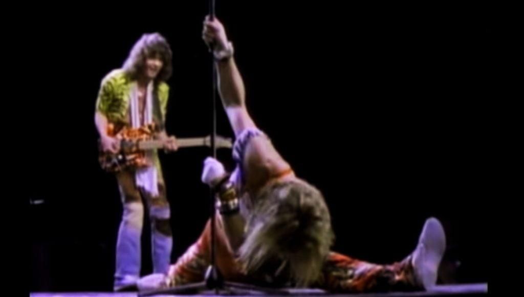 Van Halen, fot. youtube