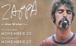 Trailer filmu o Franku Zappie