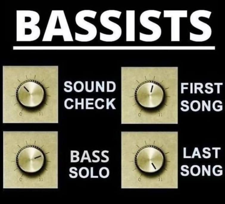 bass volume