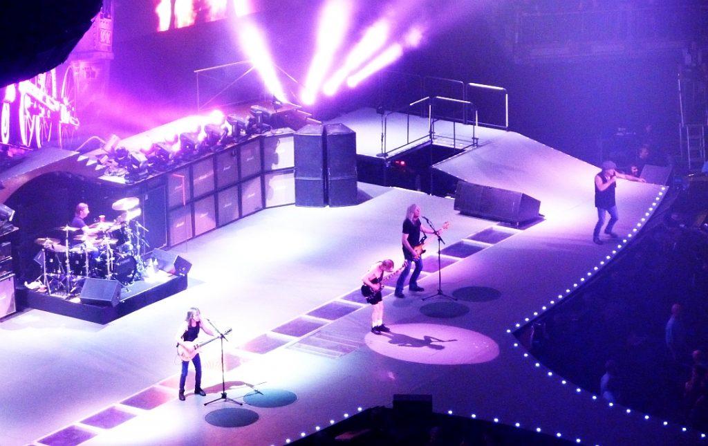 ACDC w O2 Arena, fot. Wikipedia na licencji cc