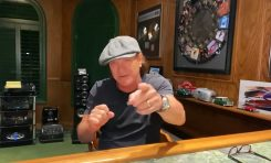 Brian Johnson sugeruje koncerty AC/DC!