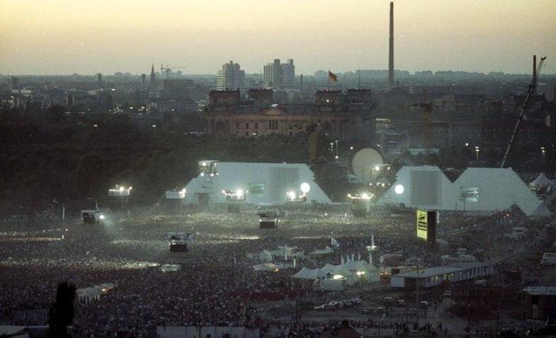 """Roger Waters """"The Wall. Live in Berlin"""" – wyjątkowe wykonanie arcydzieła"""