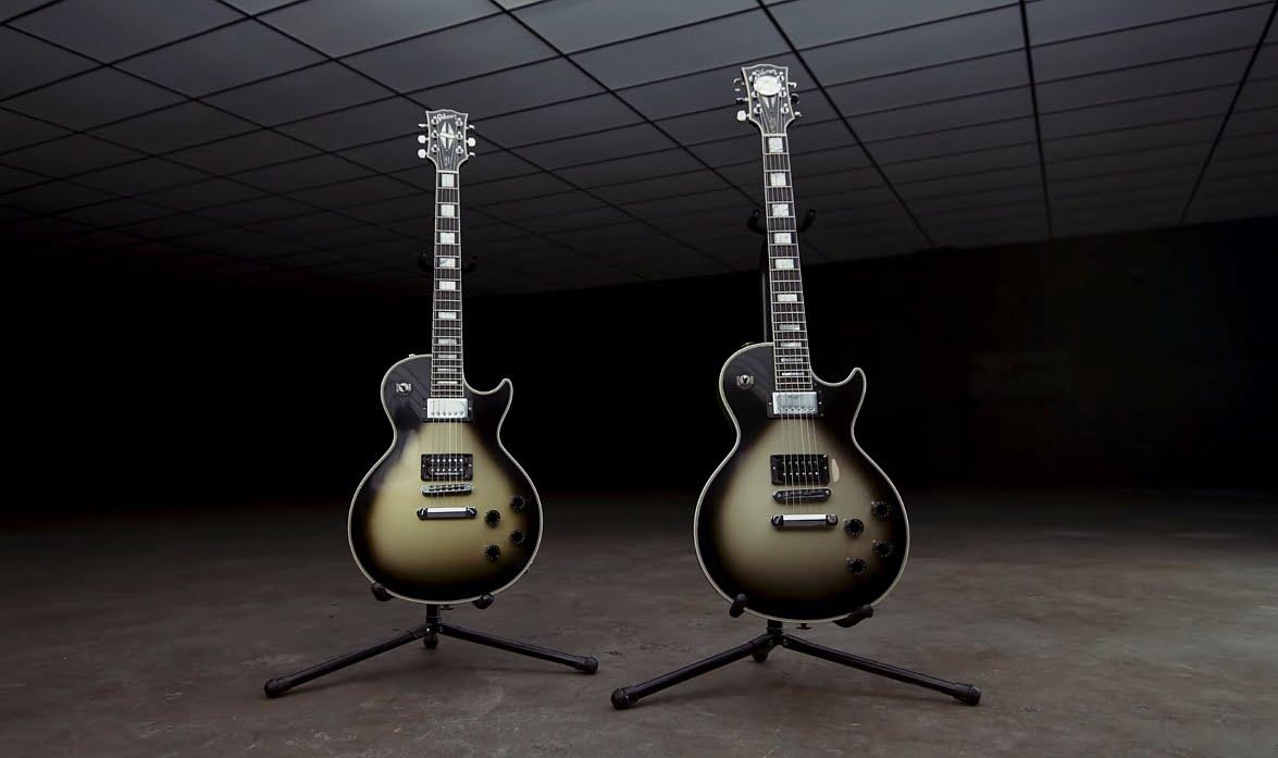 Zuchwała kradzież sygnowanych Gibsonów
