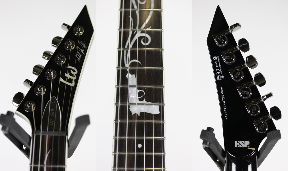 ESP MP 600 - detale
