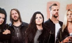 """Koncert Evanescence """"A Live Session From Rock Falcon Studio"""""""