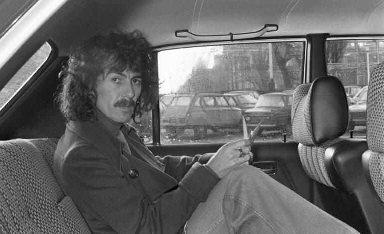 George Harrison - gitarzysta, który nie miał łatwo