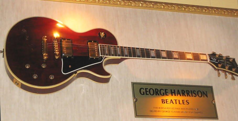 Gibson George'a Harrisona, fot Wikipedia na licencji CC