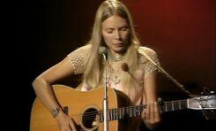 Joni Mitchell - najlepsza gitarzystka folk rocka