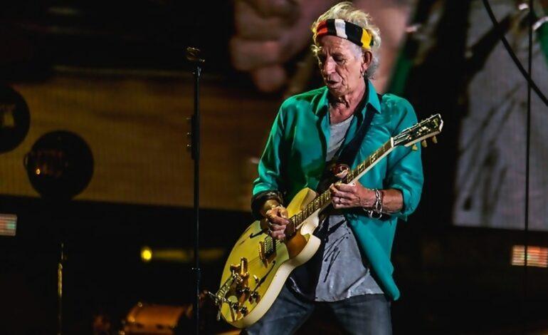 """Keith Richards: """"Plany są takie, żeby wszyscy nadal żyli"""""""