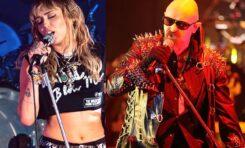 "Rob Halford o Miley Cyrus: ""Jest niesamowita"""
