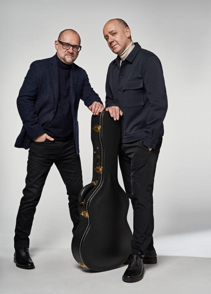 Napiórkowski & Lesicki, fot. Iza Grzyb
