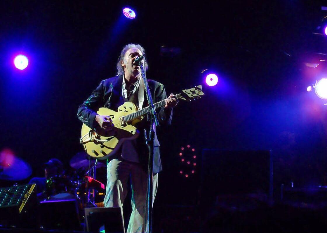 """Neil Young """"Rockin' In The Free World"""" – manifest polityczny"""