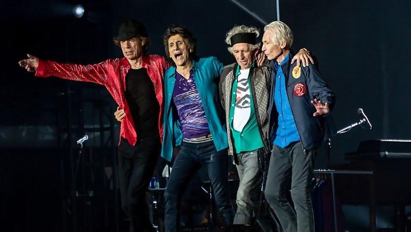Th Rolling Stones, fot. Wikipedia na licencji CC