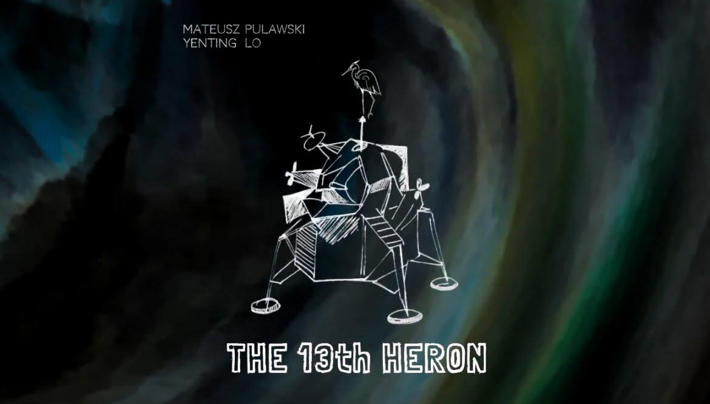 """Mateusz Puławski """"13th Heron"""" – recenzja"""