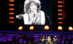 """Tina Turner """"Private Dancer"""" i dwóch wielkich gitarzystów"""