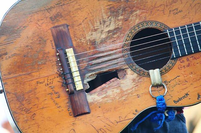 """Trigger"" - gitara Williego Nelsona"