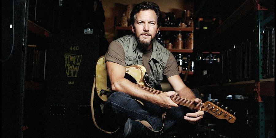 """""""Matter of Time"""" – nowy utwór wokalisty Pearl Jam"""
