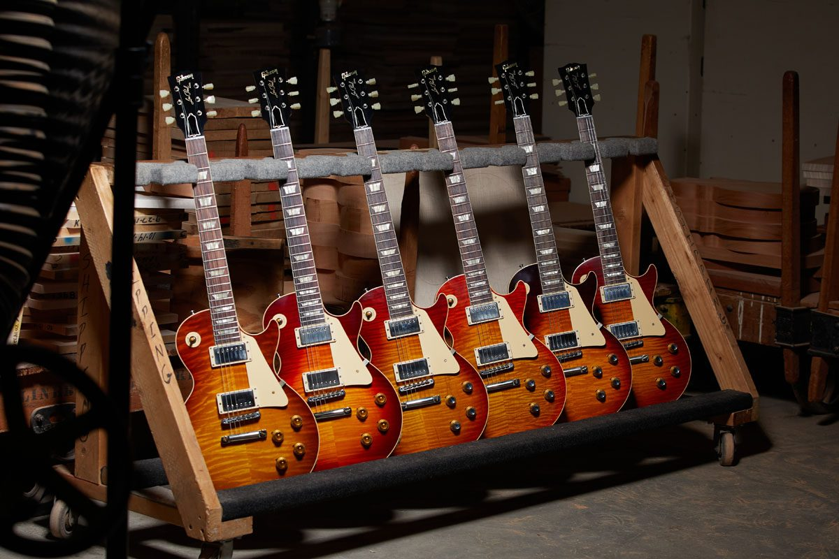 Gibson Brands na Music China 2020