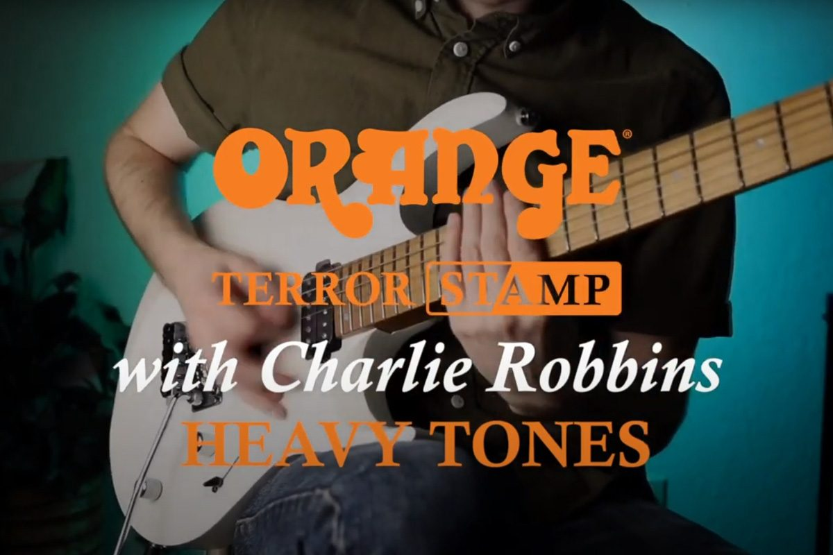 Charlie Robbins i cięższe oblicze Orange Terror Stamp