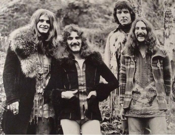 Black Sabbath 1973, fot. Wikipedia na licencji CC