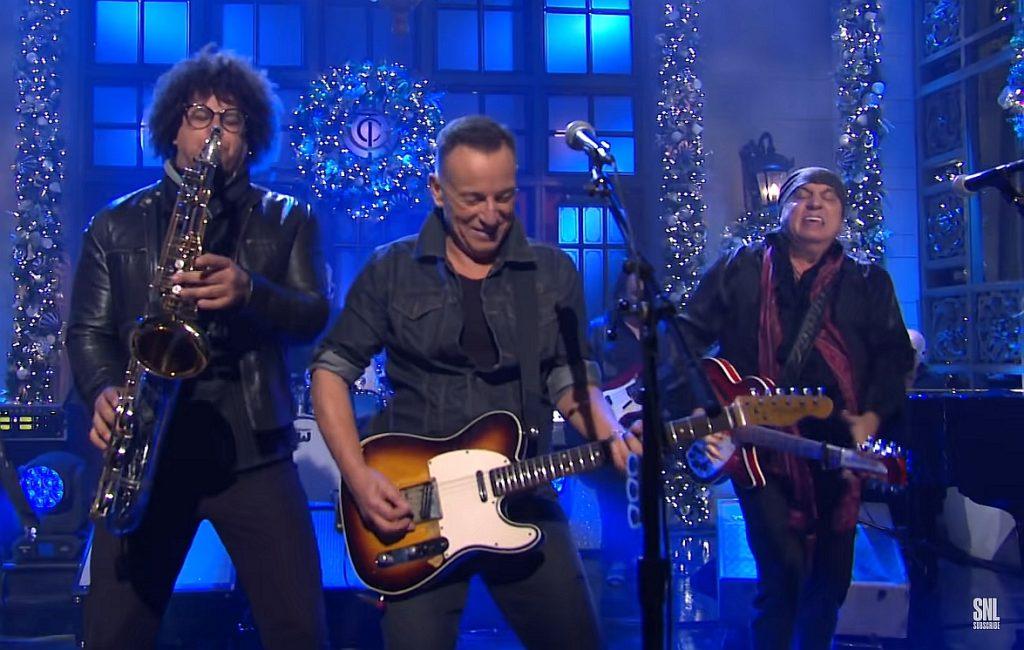 Bruce Springsteen, E Street Band, fot, YouTube