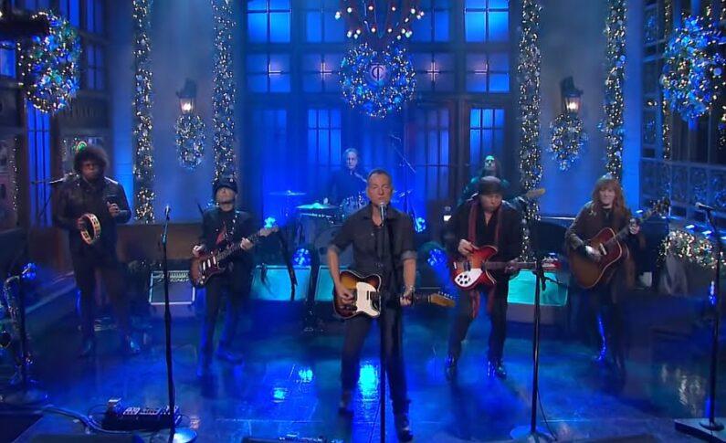 Stara gwardia nie rdzewieje - E Street Band ponownie ze Springsteenem